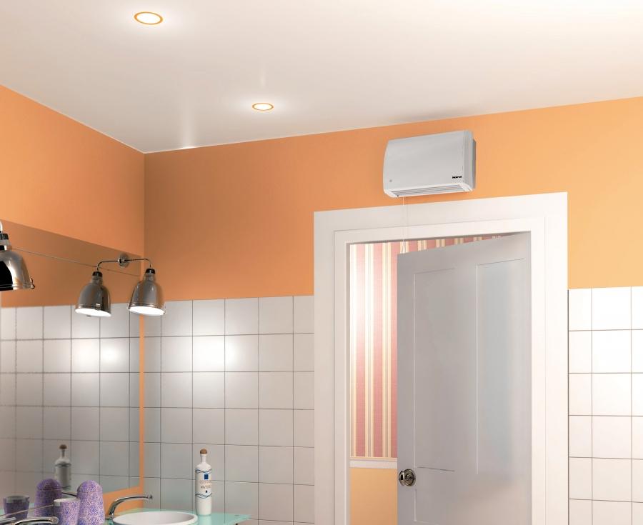 Fan heater divonne 3 - Radiateur de salle de bain ...