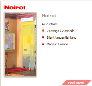 air curtain noirot