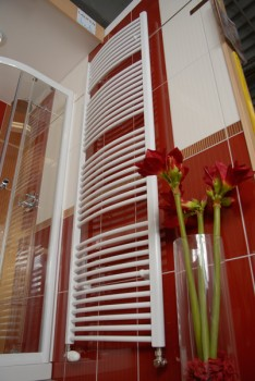 Towel rails 750/1640